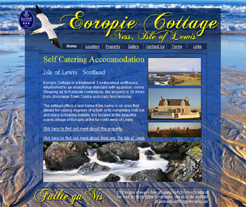 Eoropie Cottage Ness self Catering